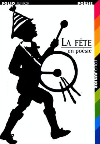 La Fête en poésie par Collectif