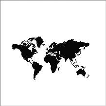 Amazon.es: vinilos mapa mundi