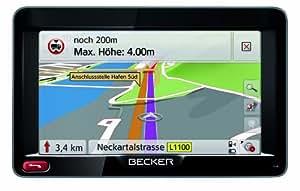 """Becker Transit 50 Truck & Camper - 5"""" Sat Nav with EU Maps"""