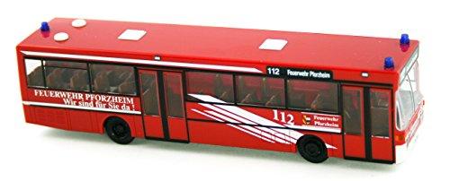 Preisvergleich Produktbild Rietze 71822 - Mercedes-Benz O405 FW Pforzheim - 1:87