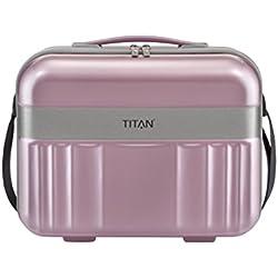 TITAN Spotlight Flash Beautycase 831702-12 Koffer, 21.0 Liter, Wild Rose