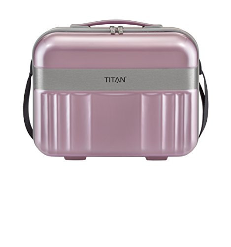 TITAN Spotlight Flash Beautycase 831702-12 Koffer, 21.0 Liter, Wild Rose