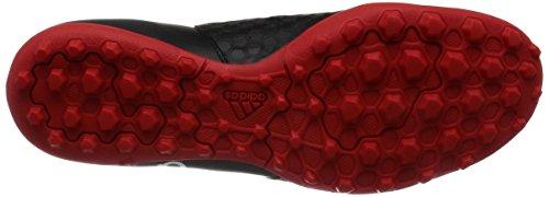 adidas X Tango 16.2 Tf, pour les Chaussures de Formation de Football Homme Noir (Negbas/ftwbla/rojo)