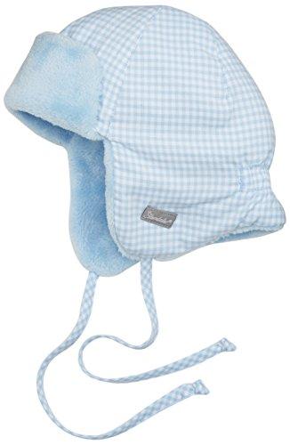 Sterntaler Baby-Jungen Fliegermütze Mütze, Blau (Himmel 325), 47