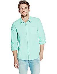 45b52bf53af3 GUESS Men s Shirts Online  Buy GUESS Men s Shirts at Best Prices in ...