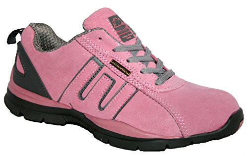 Groundwork Gr86 Scarpe Unisex Adulto Pink/Grey