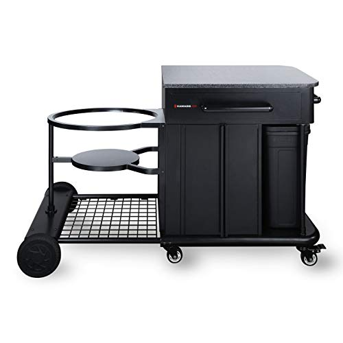 Kamado Joe Modular Cart and Cupboards for Classic Joe