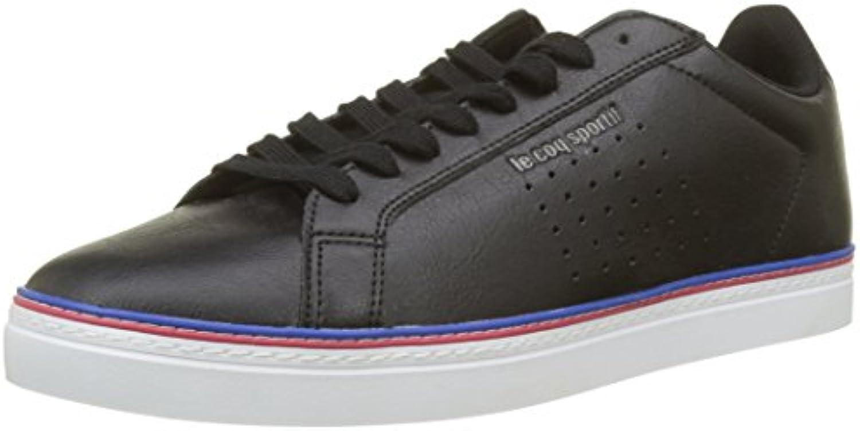 Le COQ Sportif Courtace Sport Black, Zapatillas para Hombre