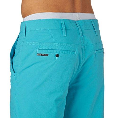 Hurley Herren Shorts Dri-FIT Chino 19 Zoll Blau