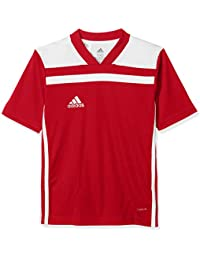Adidas CE1713 Camiseta, Hombre, Rojo (Power Red/White), XL