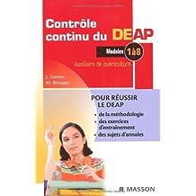 Contrôle continu du DEAP - Auxiliaires de puériculture
