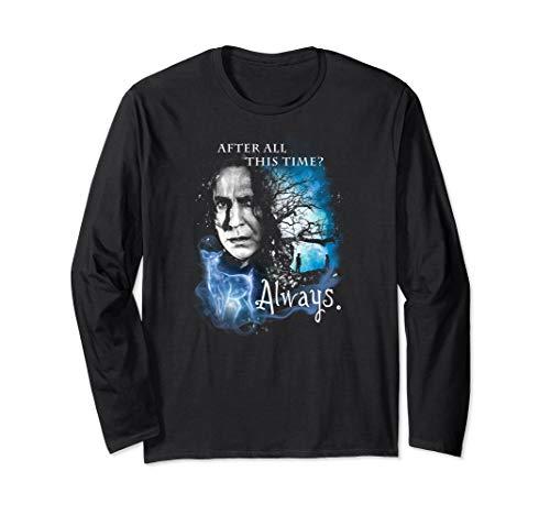 Harry Potter Always Langarmshirt -