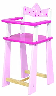 House of Toys 462016 - Silla alta para muñecas, diseño princesa de House Of Toys