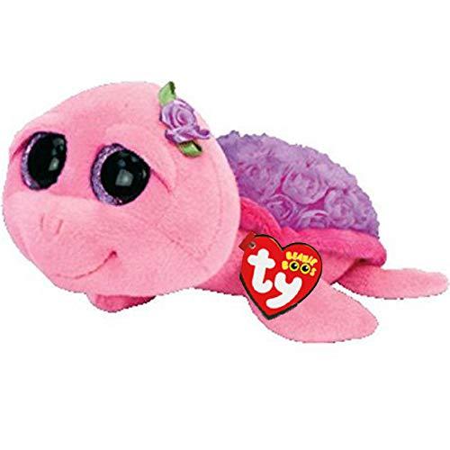 lzpoyaya Cartoon Lila Schildkröte Plüschtier Für Kinder, Kuscheltier Puppen, Weiche PP Baumwolle Kissen, Geburtstagsgeschenk für Kinder 6
