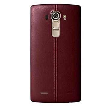 LG Electronics Cpr-110Ageubr Coque En Cuir Pour LG G4 Marron ...