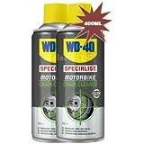 WD40 - Nettoyant pour chaîne de moto 400 ml (lot de 2 soit 800 ml)