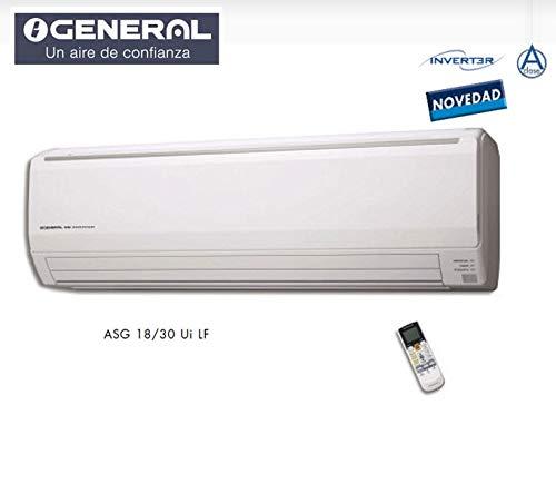 Climatizzatore / Condizionatore General Fujitsu 18000 Btu Asyg18Lf Aoyg18Lf Monosplit Inverter
