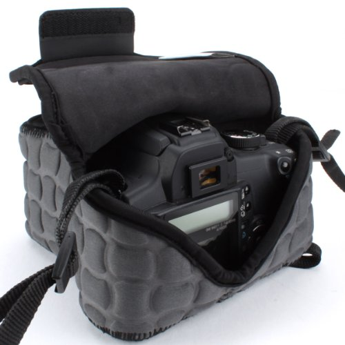 dslr-rugged-camera-sleeve-bag-case-with-neoprene-construction-storage-for-accessories-strap-openings