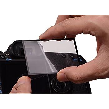 Rollei Pro Display Protection - Protecteur d'écran - Résistant aux rayures/chocs - incassable - pour Nikon D750