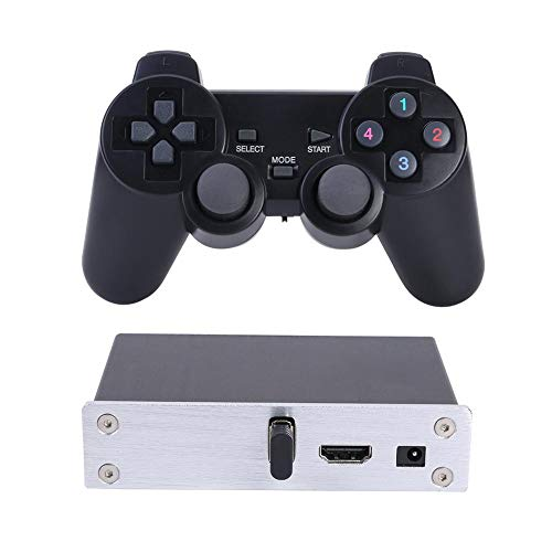 YouN 2027 in 1 Moonlight Plus Box Retro Wireless Game Console w/Dual Controller Moonlight Music Box