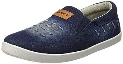 Sparx Men's Navy Casual Shoes (SM-278)