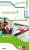 Green Line 1. Ausgabe Bayern: Vokabellernheft 5. Klasse (Green Line. Ausgabe für Bayern ab 2017)