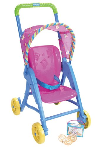 Mattel - Little Mommy B0220-0 - Puppenwagen (Little Buggy Mommy)
