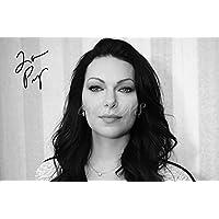 Laura Prepon firmato Stampa fotografica–Superba qualità–30,5x 20,3cm (A4) - Foto Cartolina Postale