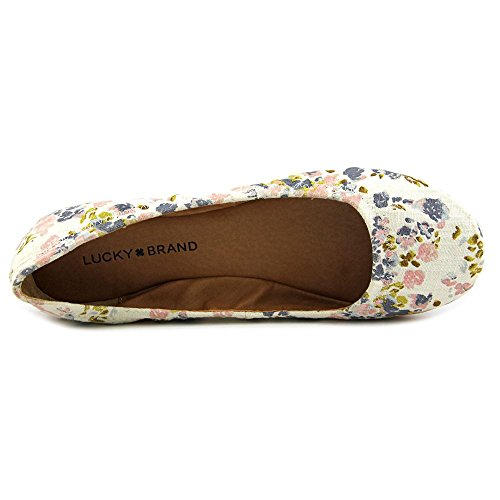 Lucky Brand Emmie Large Toile Ballerines Floral Spritz