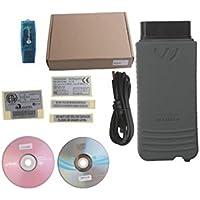 HaoYiShang vas 5054 a odis v1.2.0 Bluetooth en varios idiomas de coche escáner de