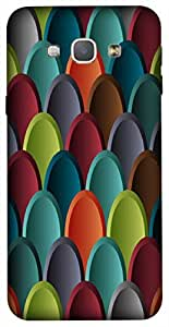 Timpax Light Weight One-piece construction Hard Back Case Cover Printed Design : Colourful Pattern.Specifically Design For : Samsung Galaxy A8