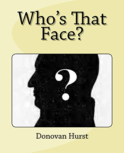 Who's That Face? (English Edition)