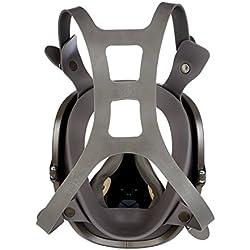 Masque complet confort réutilisable 3M™ 6800, Certifié EN sécurité