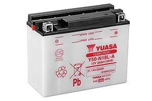 YUASA Y50-N18L-A Batterie de Moto