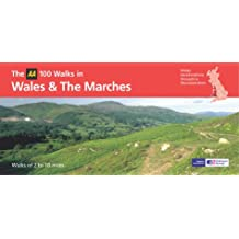 AA 100 Walks in Wales and the Marches