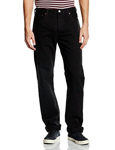 Levi' s Uomo 501in jeans Black 33W x