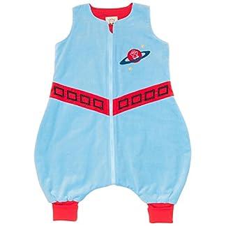 The PenguinBag Company Astronauta – Saco de dormir con piernas, TOG 1.0, talla S
