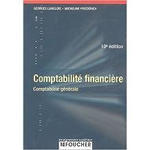 Comptabilité générale : Enseignement comptable supérieur, mise à jour 2002