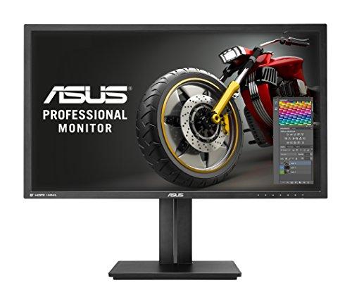 Asus PB287Q 71,1 cm (28 Zoll) Monitor (4K, HDMI/MHL, DisplayPort, 1ms Reaktionszeit) schwarz - Asus Sdram Grafikkarten