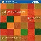 Keal - Cello Concerto; Ballade for Cello & Piano [CD Single]