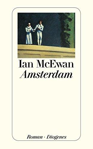Buchseite und Rezensionen zu 'Amsterdam (detebe)' von Ian McEwan