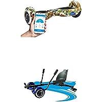 "SmartGyro X2 raptor, 6.5"" + Crazy-Kart Black"