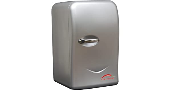 Amstyle Mini Kühlschrank Minibar Schwarz 46 L : Norko liter chili kühlschrank mini kühler in silber cf s