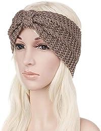Amazon.it  Fascia capelli lana - Accessori   Donna  Abbigliamento 426000a27489