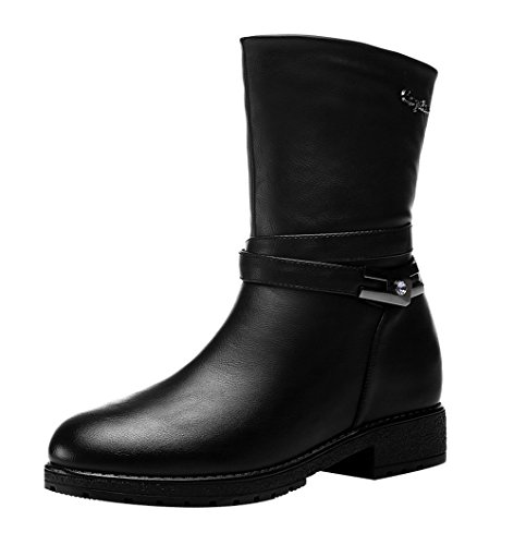 fq-real-balck-friday-womens-fashion-pull-on-buckle-low-middle-round-toe-water-resistance-boots-6-ukb