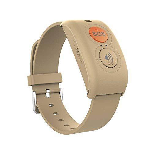 HTTXSBL Sportuhr Fitness Tracker Herzfrequenzerkennung Farbdisplay Bewegung Echtzeitüberwachung IP67 wasserdicht en or