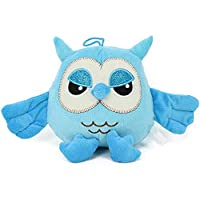 com-four® Plush toys with glitter in different motives - Soft cuddly toys for children - Stuffed animals to play with