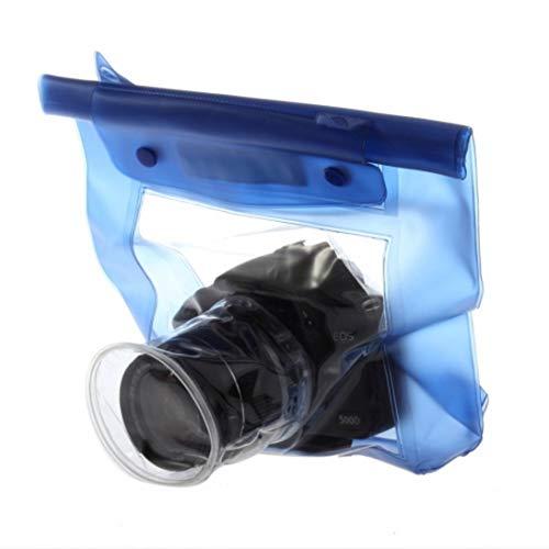 Wasserdichte Unterwassergehäuse-Kamera-Kasten-trockene Tasche für Canon 5D / 7D / 450D / 60D (Wasserdicht Canon 60d)