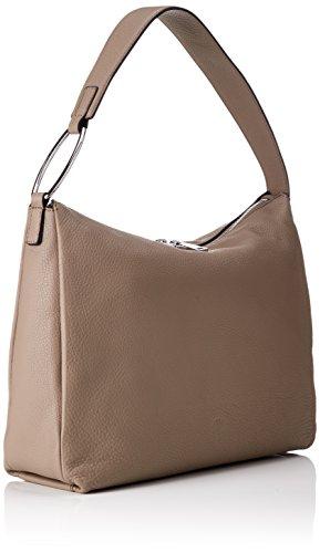 Joop Damen Ellisse Lisa Shoulderbag Lhz Schultertasche, 12,5x44x33,5 cm Braun (Mud)
