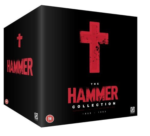 The Hammer Collection [21 Disc Collectors' Box Set] [Import anglais]